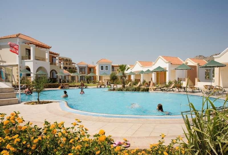 Греция о родос lindos imperial resort